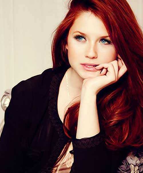 Red hair color-23