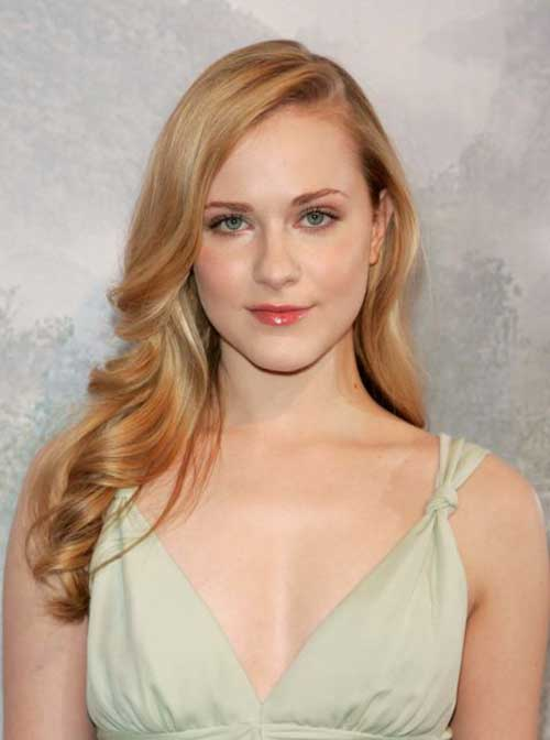Strawberry Blonde Hair Color-13