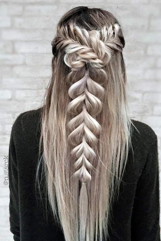 Prom Hairstyle 2018 (28)