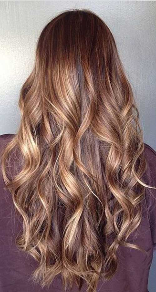 Hair color trends 2017-22