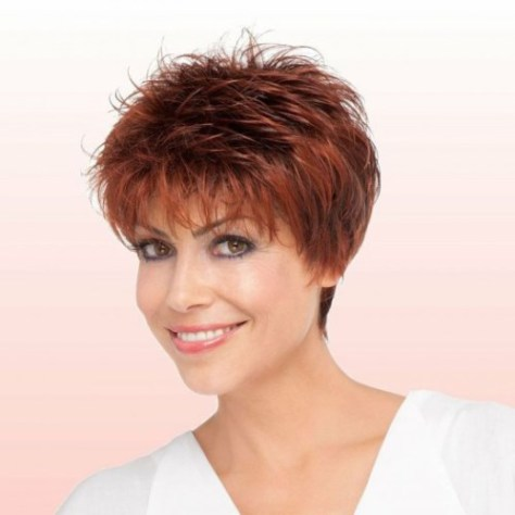 25 Short Hairstyles For Women Over 50 To Look Stylish In 2019 Hairstyle Woman