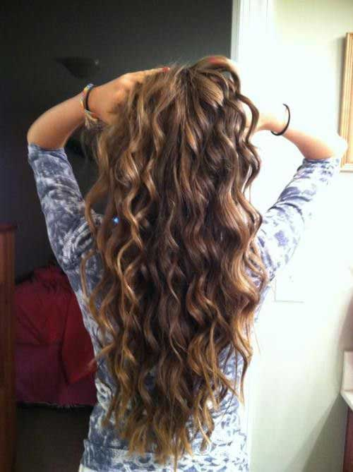 Curly Hair Hairstyles-24