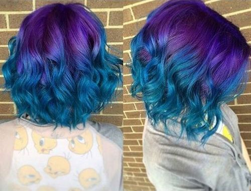 Ombre Hair and Purple Ombre (13)