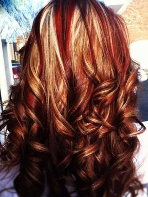 Hair color trends 2017-25