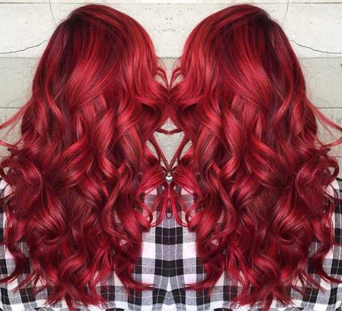 Red hair color-28