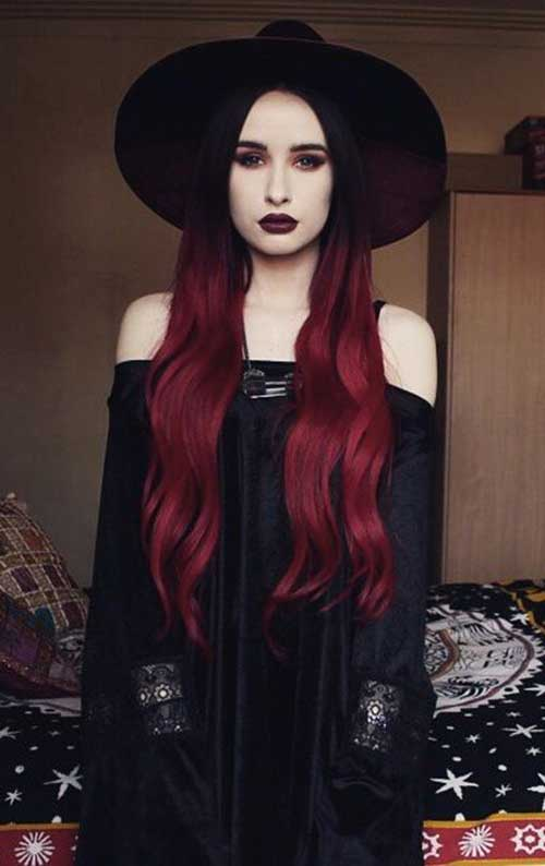 Red hair color-27