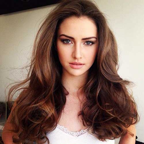 30 Caramel Brown Hair Color