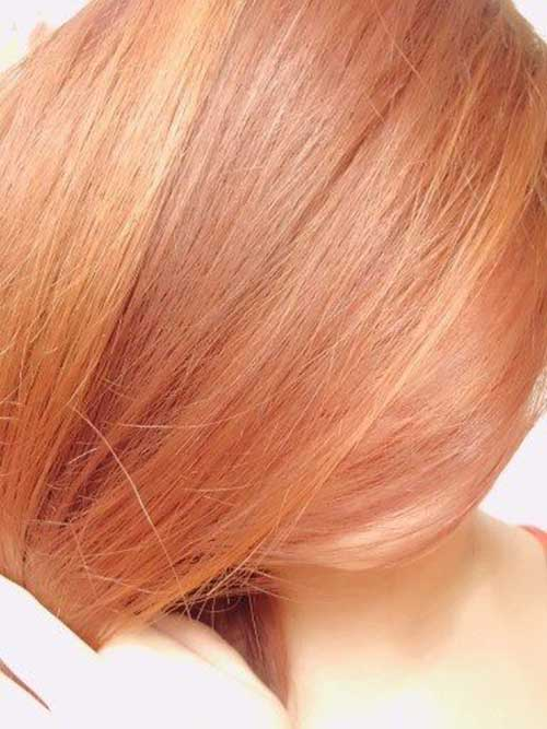 Light strawberry hair color ideas