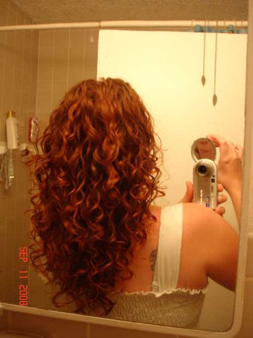 Best thick curly hair cuts ideas