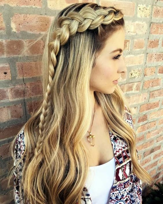 Fast Hairstyles 2018 (16)