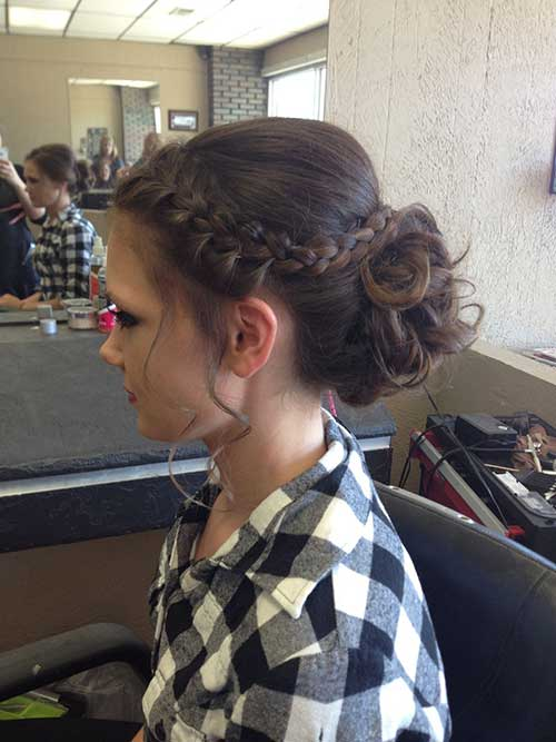 Braided Hairstyles for Ladies 9