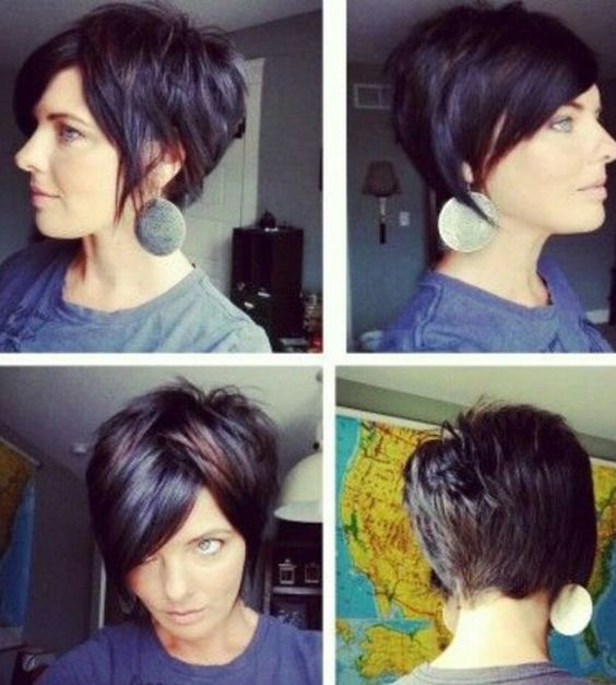 Ladies Haircuts with Pony 2019 (31)