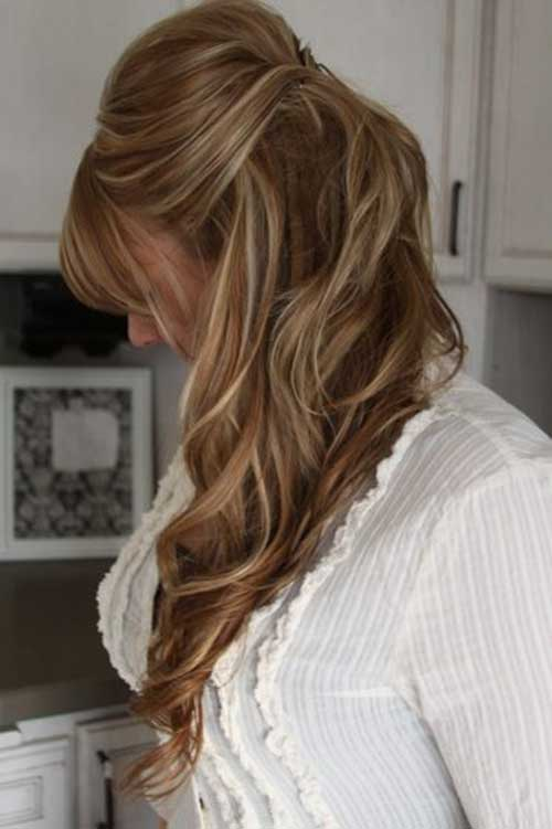Mark light brown hairstyles