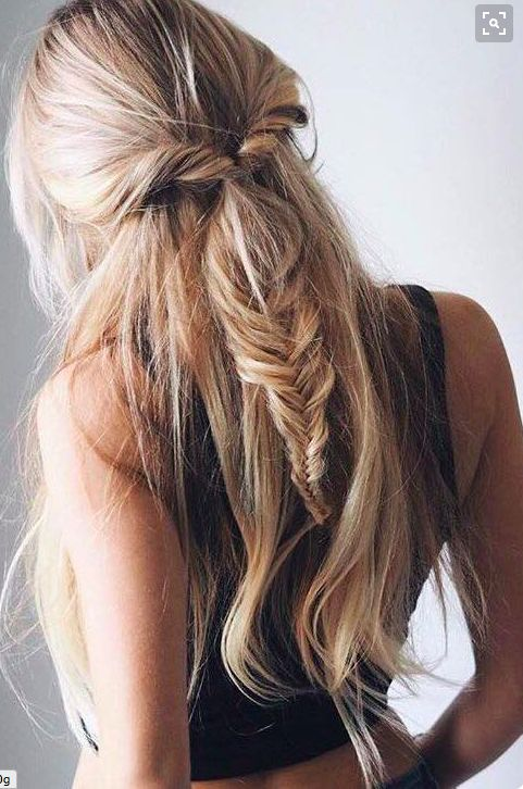 Fast Hairstyles 2018 (26)