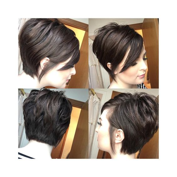 Ladies Hairstyles with Pony 2019 (46)