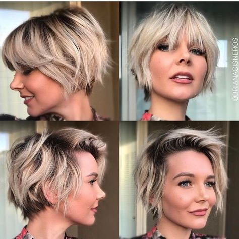 Ladies Hairstyles with Pony 2019 (44)