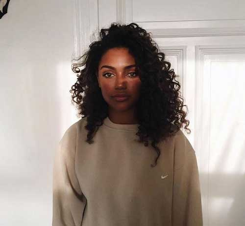 Natural Hairstyles Women-7