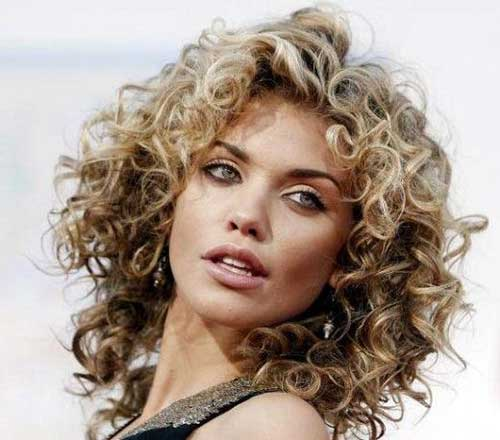 Best Curly Hair Cuts Styles