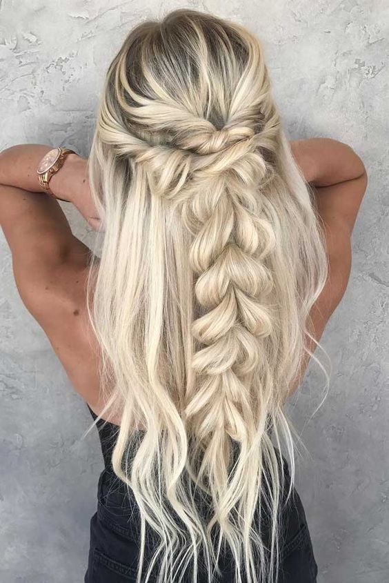 Fast Hairstyles 2018 (12)