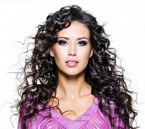 Beautiful curly haircut ideas
