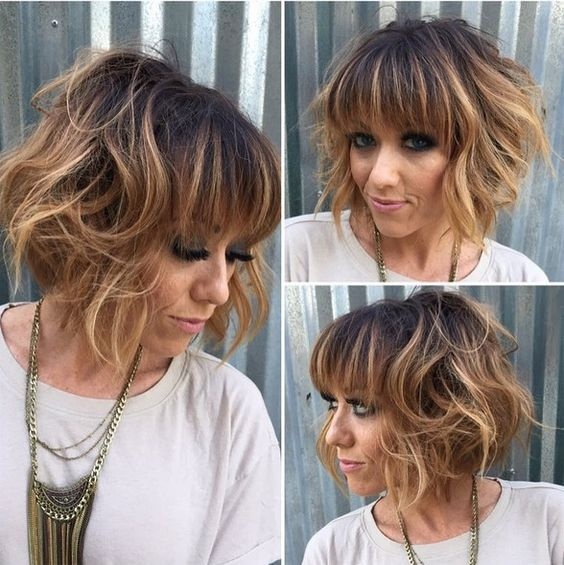 Ladies Hairstyles with Pony 2019 (33)