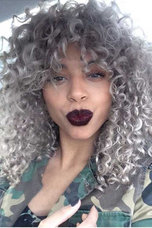 Best Hairstyle for Women Curly