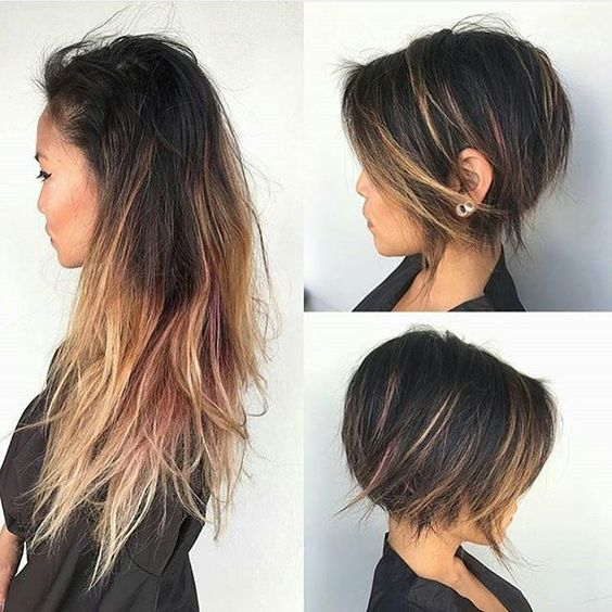 Ladies Hairstyles with Pony 2019 (3)