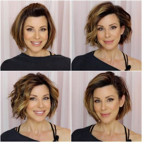 Ladies Hairstyles with Pony 2019 (32)