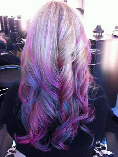 Purple Ombre Hair Colors 2017 2017 styles