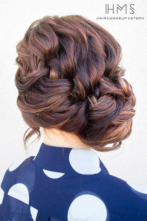 Braided Hairstyles for Ladies-11