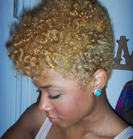 Short Hairstyles for Black Woman - 18