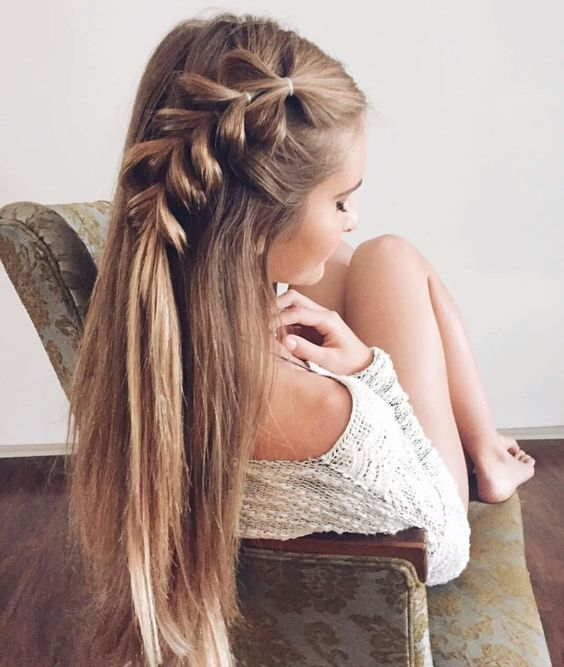 Fast Hairstyles 2018 (27)