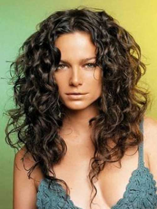 Best curly hair haircut
