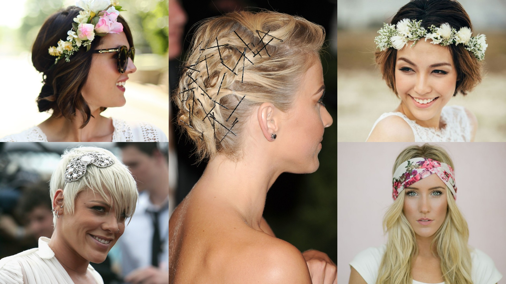 21 Best Short Hair Accessories To Enhance Your Look Hairstyle Woman