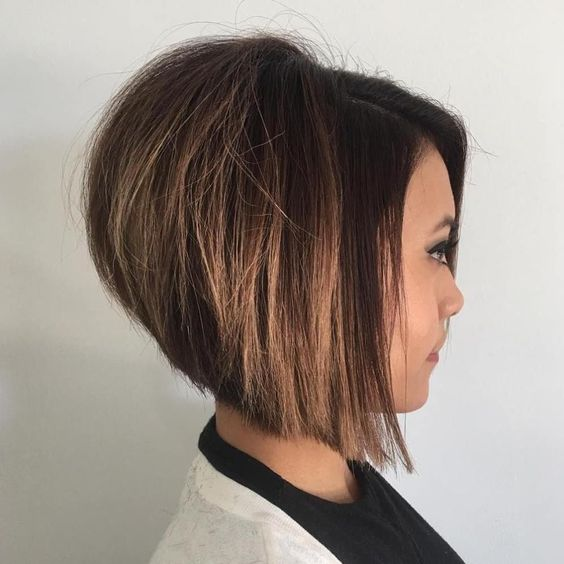 Short brown hairstyles and haircuts, latest women's haircut for short hair