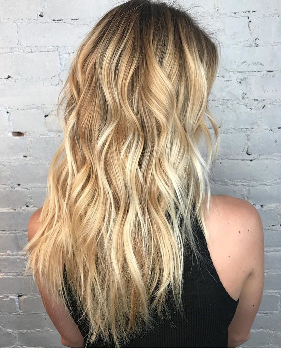 Layered Hairstyles and Haircuts for Long Hair - Woman Haircut Ideas