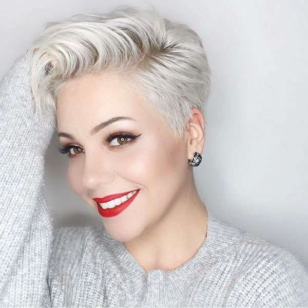 45 New Short Blonde Hairstyles 2019 Hairstyle Woman