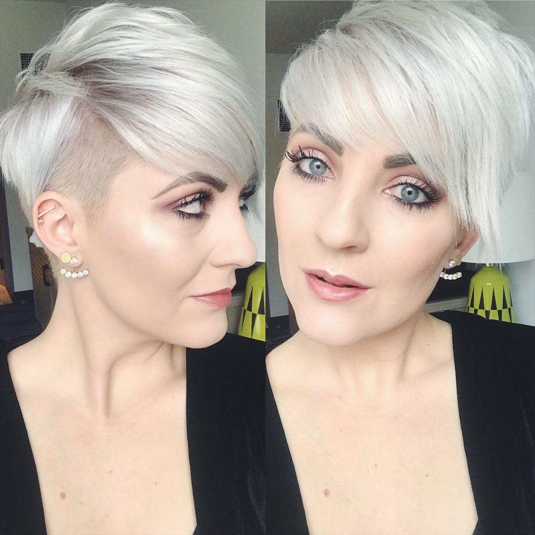 Stylish Pixie Haircut, 2018 Best Short Hairstyles for Women