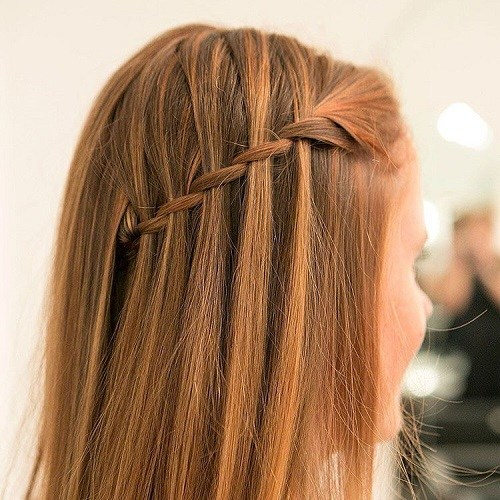 20 ultra-pretty hairstyles for waterfalls
