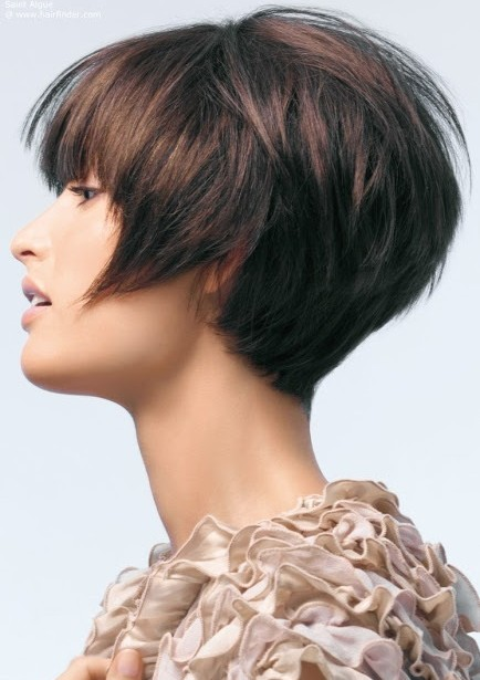 Smooth Hairstyles for Short Hair, Pixie Haircuts