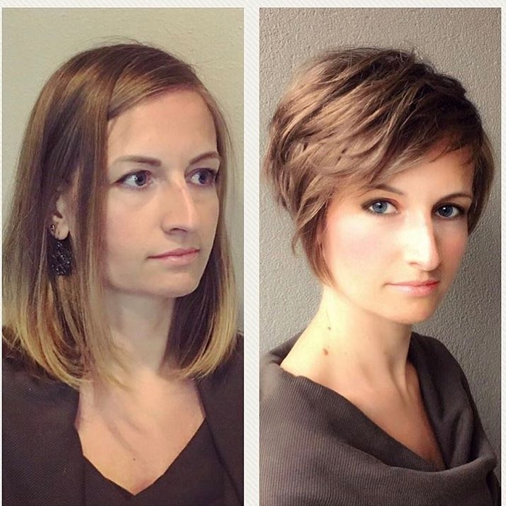 Groovy 10 Long Pixie Hairstyles For Fitting Shallow Women Short Natural Hairstyles Runnerswayorg