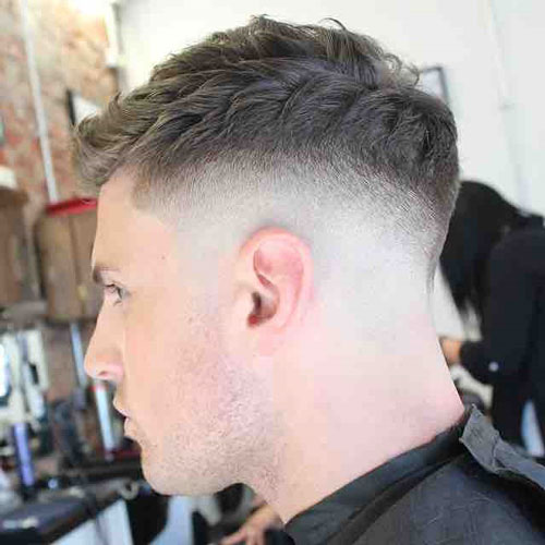 Cool Best Hairstyles for Men - High Skin Fade