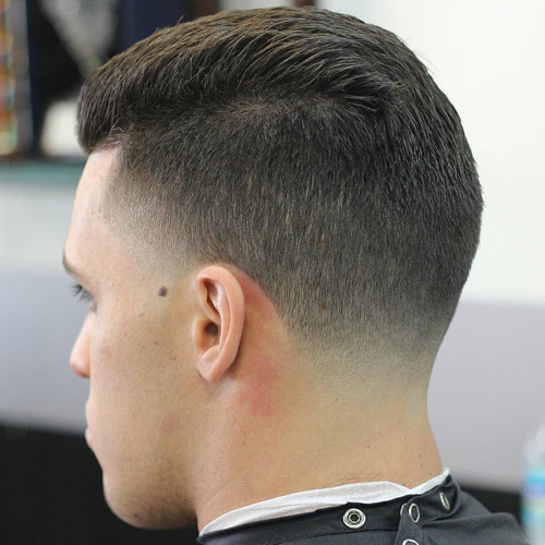 Low cone with short top