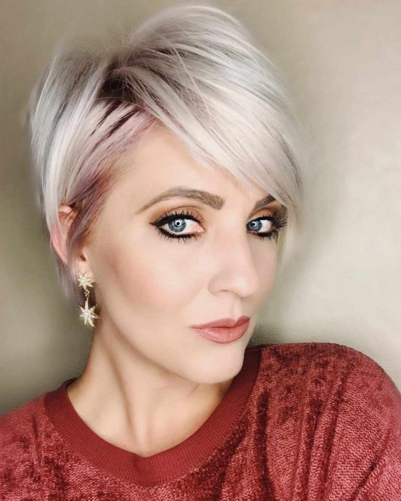 50 Flattering Pixie Haircuts For Women